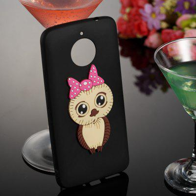 Case for Moto E4 Plus Owl Soft ShellCases &amp; Leather<br>Case for Moto E4 Plus Owl Soft Shell<br><br>Compatible Model: Moto E4 Plus<br>Features: Back Cover<br>Material: TPU<br>Package Contents: 1 x Phone Case<br>Package size (L x W x H): 20.00 x 10.00 x 2.00 cm / 7.87 x 3.94 x 0.79 inches<br>Package weight: 0.0300 kg<br>Product Size(L x W x H): 18.00 x 9.00 x 1.00 cm / 7.09 x 3.54 x 0.39 inches<br>Product weight: 0.0100 kg<br>Style: Novelty