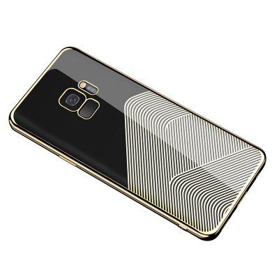 Case Crystal Clear Soft TPU Gel Skin Slim Fit Transparent for Samsung Galaxy S9Samsung S Series<br>Case Crystal Clear Soft TPU Gel Skin Slim Fit Transparent for Samsung Galaxy S9<br><br>Features: Back Cover, Full Body Cases, Anti-knock<br>For: Samsung Mobile Phone<br>Material: TPU<br>Package Contents: 1 x Mobile phone protection shell<br>Package size (L x W x H): 20.00 x 8.00 x 2.00 cm / 7.87 x 3.15 x 0.79 inches<br>Package weight: 0.0350 kg<br>Product weight: 0.0300 kg<br>Style: Solid Color, Stripe Pattern, Transparent
