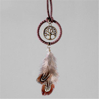 Creative Dream Catcher Key Chain Hang A Lady'S Bag