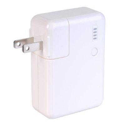 USB Travel Charger Power Adapter with 2600mAh Pack 3 in 1 with US / EU / UK Plug платье french connection french connection fr003ewurt18