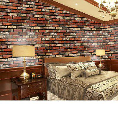 Buy DSU New Wall Brick Can Be Used To Remove The Background Waterproof Wallpaper, MULTI-A, 45X100CM, Home & Garden, Home Decors, Wall Art, Wall Stickers for $5.16 in GearBest store
