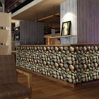SA-1015 Creative Simulation Stone  New Refurbishment Bar WallpaperWall Stickers<br>SA-1015 Creative Simulation Stone  New Refurbishment Bar Wallpaper<br><br>Brand: DSU<br>Function: Decorative Wall Sticker, 3D Effect<br>Material: Vinyl(PVC)<br>Package Contents: 1 x Wall Sticker<br>Package size (L x W x H): 50.00 x 3.00 x 3.00 cm / 19.69 x 1.18 x 1.18 inches<br>Package weight: 0.2000 kg<br>Product size (L x W x H): 100.00 x 45.00 x 0.10 cm / 39.37 x 17.72 x 0.04 inches<br>Product weight: 0.1500 kg<br>Quantity: 1<br>Subjects: Fashion,Others,Holiday,Cute,Cartoon<br>Suitable Space: Garden,Living Room,Bedroom<br>Type: 3D Wall Sticker