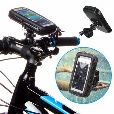 Universal Water-resistant Motor Bike Motorcycle Case Bike Bag Phone Mount Holder mobile phone holder car windshield mount