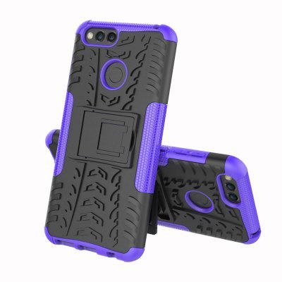 Case for Huawei Honor 7X TPU + PC Hard CoverCases &amp; Leather<br>Case for Huawei Honor 7X TPU + PC Hard Cover<br><br>Compatible Model: Huawei Honor 7X<br>Features: Cases with Stand, Anti-knock<br>Mainly Compatible with: HUAWEI<br>Material: TPU, PC<br>Package Contents: 1 x Phone Case<br>Package size (L x W x H): 16.00 x 7.50 x 1.00 cm / 6.3 x 2.95 x 0.39 inches<br>Package weight: 0.0650 kg<br>Product weight: 0.0600 kg<br>Style: Special Design, Cool