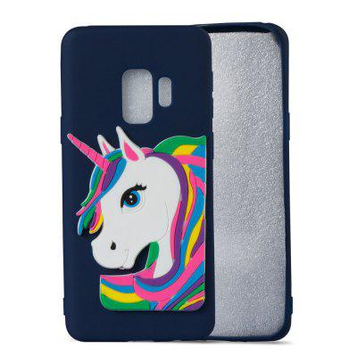 3D Unicorn Pattern TPU Case for Samsung Galaxy S9Samsung S Series<br>3D Unicorn Pattern TPU Case for Samsung Galaxy S9<br><br>Compatible with: Samsung Galaxy S9<br>Features: Anti-knock<br>For: Samsung Mobile Phone<br>Material: TPU<br>Package Contents: 1 x Phone Case<br>Package size (L x W x H): 15.00 x 7.60 x 1.30 cm / 5.91 x 2.99 x 0.51 inches<br>Package weight: 0.0280 kg<br>Product weight: 0.0280 kg<br>Style: Pattern, Special Design, Cool