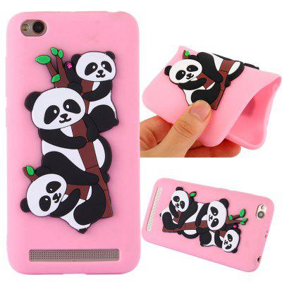 TPU Case for Xiaomi Redmi 5A 3D Panda PatternCases &amp; Leather<br>TPU Case for Xiaomi Redmi 5A 3D Panda Pattern<br><br>Compatible Model: Xiaomi Redmi 5A<br>Features: Anti-knock<br>Mainly Compatible with: Xiaomi<br>Material: TPU<br>Package Contents: 1 x Phone Case<br>Package size (L x W x H): 14.20 x 7.20 x 1.30 cm / 5.59 x 2.83 x 0.51 inches<br>Package weight: 0.0300 kg<br>Product weight: 0.0300 kg<br>Style: Pattern, Special Design, Cool