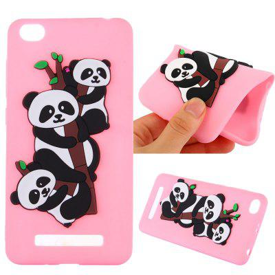 TPU Case for Xiaomi Redmi 4A 3D Panda PatternCases &amp; Leather<br>TPU Case for Xiaomi Redmi 4A 3D Panda Pattern<br><br>Compatible Model: Xiaomi Redmi 4A<br>Features: Anti-knock<br>Mainly Compatible with: Xiaomi<br>Material: TPU<br>Package Contents: 1 x Phone Case<br>Package size (L x W x H): 14.30 x 7.30 x 1.30 cm / 5.63 x 2.87 x 0.51 inches<br>Package weight: 0.0300 kg<br>Product weight: 0.0300 kg<br>Style: Pattern, Special Design, Cool