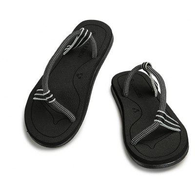 Summer New Casual Mens Feet SlippersMens Slippers<br>Summer New Casual Mens Feet Slippers<br><br>Available Size: 40-44<br>Embellishment: Hollow Out<br>Gender: For Men<br>Outsole Material: Rubber<br>Package Contents: 1xShoes(Pair)<br>Pattern Type: Solid<br>Season: Summer<br>Slipper Type: Outdoor<br>Style: Concise<br>Upper Material: Corduroy<br>Weight: 1.2000kg