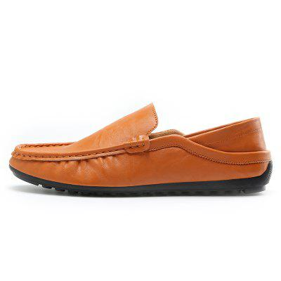 Male Trendy Crocodile Soft Doug Casual Oxford ShoesFlats &amp; Loafers<br>Male Trendy Crocodile Soft Doug Casual Oxford Shoes<br><br>Available Size: 39-44<br>Closure Type: Slip-On<br>Embellishment: Hollow Out<br>Gender: For Men<br>Occasion: Office &amp; Career<br>Outsole Material: Rubber<br>Package Contents: 1xShoes(Pair)<br>Pattern Type: Solid<br>Season: Summer<br>Toe Shape: Round Toe<br>Toe Style: Closed Toe<br>Upper Material: Corduroy<br>Weight: 1.2000kg