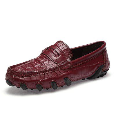 New Men Fashion Leather Shoes