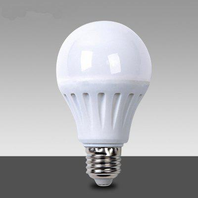 8PCS LED Energy Saving 9W E27 Stud BulbGlobe bulbs<br>8PCS LED Energy Saving 9W E27 Stud Bulb<br><br>Certifications: 3C<br>Color Temperature or Wavelength: white light:6000-6500K<br>Connection: E27<br>Connector Type: E27<br>Dimmable: No<br>Initial Lumens ( lm ): 22-24<br>LED Beam Angle: 270 Degree<br>Lifetime ( h ): More Than  30000<br>Light Source Color: White<br>Material: Acrylic<br>Package Contents: 8 x Bulb<br>Package size (L x W x H): 33.00 x 17.00 x 17.00 cm / 12.99 x 6.69 x 6.69 inches<br>Package weight: 0.6400 kg<br>Primary Application: Living Room,Bathroom,Bedroom,Home or Office,Children Room,Living Room or Dining Room,Hallway or Stairwell,Storage Room or Utility Room,Garage or Carport<br>Product size (L x W x H): 12.00 x 12.00 x 18.00 cm / 4.72 x 4.72 x 7.09 inches<br>Product weight: 0.0800 kg<br>Production Mode: Self-produce<br>Quantity: 8pcs<br>Switch Type: Others<br>Type: LED Globe Bulbs<br>Voltage: 220V<br>Wattage: 9W