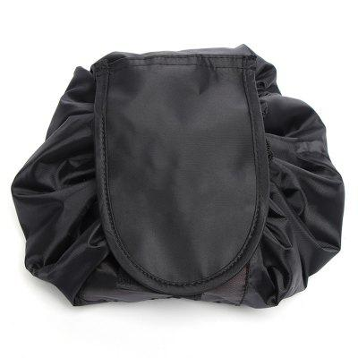 Portable Makeup Drawstring Storage Magic Travel Pouch Cosmetic Bag
