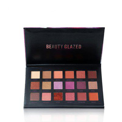 Professional Natural Matte Eyeshadow Palette 18 Colors in 1