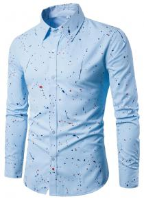 Mens Fashion City Casual Shirts