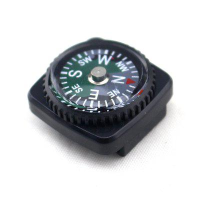 Camping Expedition to Survive Outdoors Tell Direction 20mm Small Compass