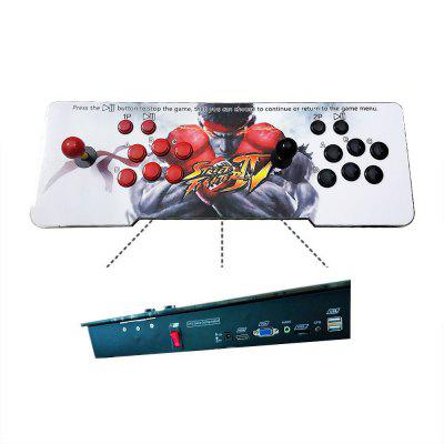 875 Video Games Arcade Console Machine Double Joystick Pandoras Box 5s VGA HDMI 7Handheld Games<br>875 Video Games Arcade Console Machine Double Joystick Pandoras Box 5s VGA HDMI 7<br><br>Brand: Other<br>Charge way: AC adapter<br>Compatible with: TV, PC, MIMU TV, Built-in Games, Game Console<br>Language: English<br>Operating system: Android<br>Package Contents: 1 x Arcade Console, 2 x buttons, 1 x HDMI Cable, 1 x USB Cable, 1 x VGA Cable, 1 x 12V3A Power adapter ,1 x Plug, 1 x English User manual<br>Package size: 71.00 x 25.00 x 17.00 cm / 27.95 x 9.84 x 6.69 inches<br>Package weight: 5.0000 kg<br>Pre-positioned Games Number: 875<br>Product size: 66.00 x 22.50 x 6.50 cm / 25.98 x 8.86 x 2.56 inches<br>Product weight: 3.2200 kg<br>ROM: 8GB<br>TF Card Extension: No
