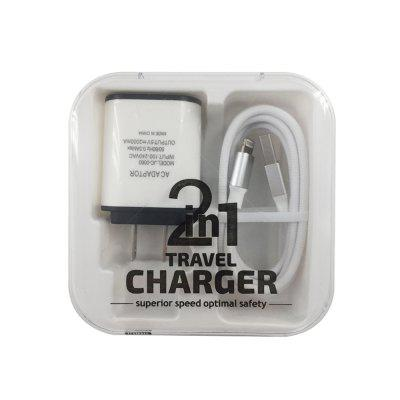 F121 8 PIN Usb Cable Charger Portable Travel Wall Charger Adapter US Plug Phone Charger 1200mah battery car charger us plug ac charger set for nikon en el12 coolpix s610