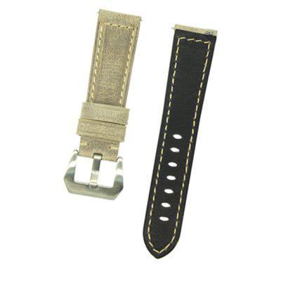 22MM Vintage Genuine Leather Strap Replacement for Samsung Gear S3Smart Watch Accessories<br>22MM Vintage Genuine Leather Strap Replacement for Samsung Gear S3<br><br>Package Contents: 1 x Watch Band<br>Package size: 20.00 x 6.00 x 6.00 cm / 7.87 x 2.36 x 2.36 inches<br>Package weight: 0.0600 kg<br>Product size: 18.00 x 2.20 x 1.00 cm / 7.09 x 0.87 x 0.39 inches<br>Product weight: 0.0500 kg