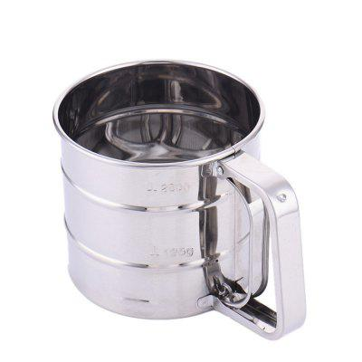 Stainless Steel Mesh Flour Icing Sugar Sifter
