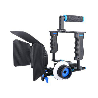 YELANGU Professional High Quality Stabilizer DSLR Camera Cage