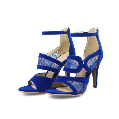 Sexy Women with High Heel ShoesWomens Sandals<br>Sexy Women with High Heel Shoes<br><br>Available Color: ????????<br>Available Size: 33.34.35.36.37.38.39.40.41.42.43.44.45.46<br>Closure Type: Zip<br>Embellishment: Lace<br>Gender: For Women<br>Heel Height: 9.5CM<br>Heel Height Range: High(3-3.99)<br>Heel Type: Stiletto Heel<br>Insole Material: PU<br>Lining Material: Synthetic<br>Occasion: Casual<br>Outsole Material: Rubber<br>Package Content: 1xShoes(pair)<br>Pattern Type: Solid<br>Sandals Style: Gladiator<br>Shoe Width: Medium(B/M)<br>Style: Sexy<br>Technology: Adhesive<br>Upper Material: Microfiber<br>Weight: 0.8300kg