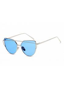 Anti-UV Sunglasses Outdoor Sport Bamboo Legs Big Frame Goggles Eyeglasses