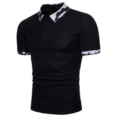 Summer New Mens Casual Short Sleeve Polo ShirtMens Short Sleeve Tees<br>Summer New Mens Casual Short Sleeve Polo Shirt<br><br>Collar: Turn-down Collar<br>Color Style: Contrast Color<br>Fabric Type: Broadcloth<br>Material: Cotton<br>Package Contents: 1xPolo Shirt<br>Pattern Type: Patchwork<br>Sleeve Length: Sleeveless<br>Style: Casual<br>Type: Loose<br>Weight: 0.3000kg
