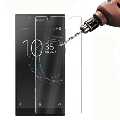 2PCS Screen Protector for Sony L1 High Clear Premium Tempered Glass 2pcs pomegranate