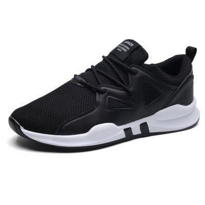 2018 Summer New Sports Mesh Shoes Breathable Light Running Mens ShoesMen's Sneakers<br>2018 Summer New Sports Mesh Shoes Breathable Light Running Mens Shoes<br><br>Available Size: 39-44<br>Closure Type: Elastic band<br>Feature: Breathable<br>Gender: For Men<br>Outsole Material: PU<br>Package Contents: 1 x shoes(pair)<br>Package Size(L x W x H): 33.00 x 22.00 x 12.00 cm / 12.99 x 8.66 x 4.72 inches<br>Package weight: 0.5000 kg<br>Pattern Type: Solid<br>Product weight: 0.5000 kg<br>Season: Summer<br>Upper Material: Microfiber