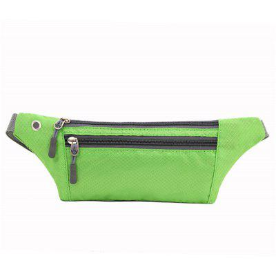 Fashion Simple Wild Tide Nylon Tide Waist Bag