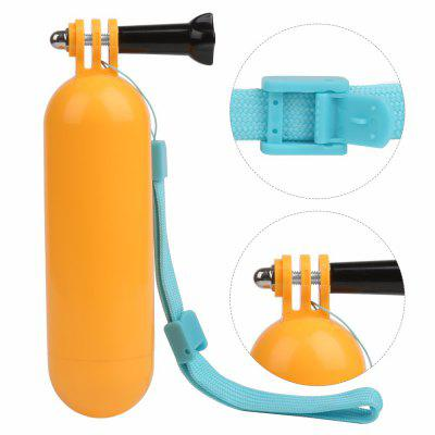 Float Hand Grip for GoPro Hero 6/5/4/Xiaomi Yi 4K/SJCAM/SJ4000/SJ5000/SJ7/h9Action Cameras &amp; Sport DV Accessories<br>Float Hand Grip for GoPro Hero 6/5/4/Xiaomi Yi 4K/SJCAM/SJ4000/SJ5000/SJ7/h9<br><br>Accessory type: Waterproof Case, Tripod, Selfie Camera Monopod Stick, Floaty Bobber<br>Apply to Brand: Xiaomi,Sony,Gopro,SJCAM,Soocoo,Eken,YI<br>Compatible with: EKEN H8R, SJCAM M20, SJ4000 Plus, Soocoo G1, EKEN H9, SJCAM M10, Soocoo S60, EKEN H8, EKEN H3R, EKEN H9R, Xiaomi Yi II, YI II, GoPro Hero 5, GoPro Hero 5 Black, GoPro Hero 5 Session, Built-in interface, Soocoo C10, SJ7000, H9, YI, Gopro Hero 4, Gopro Hero 3 Plus, Gopro Hero 3, Gopro Hero 2, Gopro Hero 1, GoPro Hero Series, SJ4000, GoPro Hero 4 Session, Xiaomi Yi, AMK 5000S, AMK 5000, Action Camera, SJ6000, SJ5000<br>For Activity: Surfing, Boating, Kayaking, Rock Climbing, Snowboarding, Wakeboarding, General Sports, SkyDiving, Hunting and Fishing, Motocycle, Universal, Bike, Radio Control, Aviation, Dive, Skate, Film and Music<br>Material: PC<br>Package Contents: 1 x Bobber , 1 x Hi-Torque Thumbscrew , 1 x Wrist-Strap Attachment<br>Package size (L x W x H): 17.00 x 8.00 x 5.00 cm / 6.69 x 3.15 x 1.97 inches<br>Package weight: 0.0650 kg<br>Product size (L x W x H): 15.50 x 6.50 x 3.80 cm / 6.1 x 2.56 x 1.5 inches<br>Product weight: 0.0600 kg<br>Waterproof: Yes