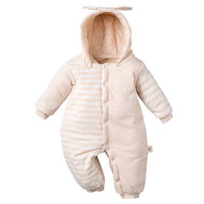 Baby Onesies Baby Hooded Climbing Clothes Cotton Romper