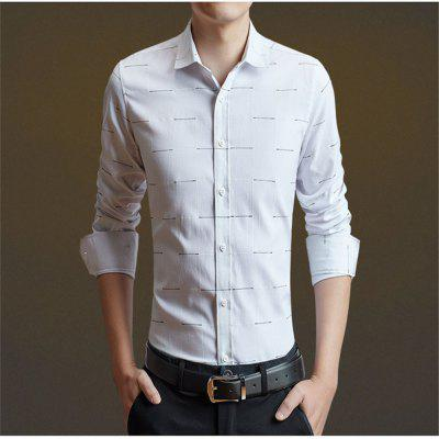 Mens Business Leisure Long Sleeve ShirtMens Shirts<br>Mens Business Leisure Long Sleeve Shirt<br><br>Collar: V-Neck<br>Material: Acetate<br>Package Contents: 1 x Shirt<br>Shirts Type: Formal Shirts<br>Sleeve Length: Full<br>Weight: 0.2300kg