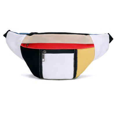 DA1457Men and Women General Canvas Color Fashion Bag