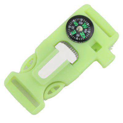 Wilderness Survival Emergency Flint Compass Accessories Products