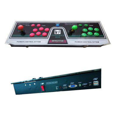 875 Video Games Arcade Console Machine Double Joystick Pandoras Box 5s VGA HDMI 07Handheld Games<br>875 Video Games Arcade Console Machine Double Joystick Pandoras Box 5s VGA HDMI 07<br><br>Brand: Other<br>Charge way: AC adapter<br>Compatible with: TV, PC, MIMU TV, Built-in Games, Game Console<br>Language: Korea<br>Operating system: Android<br>Package Contents: 1 x Arcade Console, 2 x buttons, 1 x HDMI Cable, 1 x USB Cable, 1 x VGA Cable, 1 x 12V3A Power adapter ,1 x EU Plug, 1 x English User manual<br>Package size: 71.00 x 25.00 x 17.00 cm / 27.95 x 9.84 x 6.69 inches<br>Package weight: 5.0000 kg<br>Pre-positioned Games Number: 875<br>Product size: 66.00 x 22.50 x 6.50 cm / 25.98 x 8.86 x 2.56 inches<br>Product weight: 3.2200 kg<br>ROM: 16GB