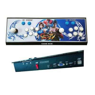 1220 Video Games Arcade Console Machine Double Joystick Pandoras Box mccxx VGA HDMI 16Handheld Games<br>1220 Video Games Arcade Console Machine Double Joystick Pandoras Box mccxx VGA HDMI 16<br><br>Brand: Other<br>Charge way: AC adapter<br>Compatible with: TV, PC, MIMU TV, Built-in Games, Game Console<br>Language: Korea<br>Operating system: Android<br>Package Contents: 1 x Arcade Console, 2 x buttons, 1 x HDMI Cable,1 x USB Cable, 1 x VGA Cable, 1 x 12V3A Power adapter, 1 x EU Plug, 1 x English User manual<br>Package size: 71.00 x 25.00 x 17.00 cm / 27.95 x 9.84 x 6.69 inches<br>Package weight: 5.0000 kg<br>Pre-positioned Games Number: 1220<br>Product size: 66.00 x 22.50 x 6.50 cm / 25.98 x 8.86 x 2.56 inches<br>Product weight: 3.2200 kg<br>ROM: 16GB