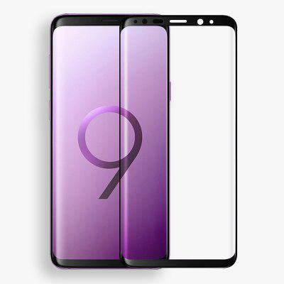 Mr.northjoe 3D Curved Tempered Glass for Samsung Galaxy S9 + / S9 PlusSamsung S Series<br>Mr.northjoe 3D Curved Tempered Glass for Samsung Galaxy S9 + / S9 Plus<br><br>Features: Anti-knock<br>Material: Tempered Glass<br>Package Contents: 1 x Tempered glass screen protector,1 x Dust cleaning film,1 x Alcohol prep pad<br>Package size (L x W x H): 17.80 x 8.80 x 0.30 cm / 7.01 x 3.46 x 0.12 inches<br>Package weight: 0.0400 kg<br>Product size (L x W x H): 15.30 x 7.30 x 0.03 cm / 6.02 x 2.87 x 0.01 inches<br>Product weight: 0.0100 kg<br>Style: Transparent