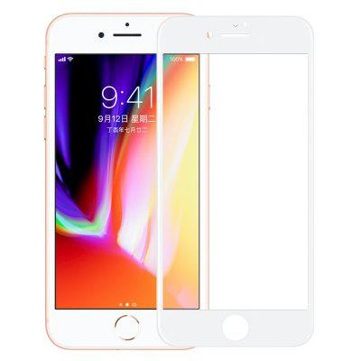 Mr.northjoe 3D Curved Edge Tempered Glass Screen Protector for iPhone 8