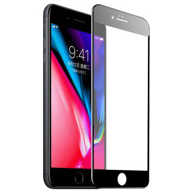 Mr.northjoe 3D Curved Edge Tempered Glass for iPhone 8 PlusIPhone Screen Protectors<br>Mr.northjoe 3D Curved Edge Tempered Glass for iPhone 8 Plus<br><br>Compatible Phone Brand: Apple iPhone<br>Features: Protect Screen, Anti Glare, High sensitivity, High-definition, Anti fingerprint, Anti scratch, Anti-oil<br>For: Cell Phone<br>Mainly Compatible with: iPhone 8 Plus<br>Material: Tempered Glass<br>Package Contents: 1 x Tempered glass screen protector,1 x Dust cleaning film,1 x Alcohol prep pad<br>Package size (L x W x H): 17.80 x 8.80 x 0.30 cm / 7.01 x 3.46 x 0.12 inches<br>Package weight: 0.0400 kg<br>Product Size(L x W x H): 15.40 x 7.40 x 0.03 cm / 6.06 x 2.91 x 0.01 inches<br>Product weight: 0.0100 kg<br>Surface Hardness: 9H<br>Thickness: 0.3mm<br>Type: Screen Protector