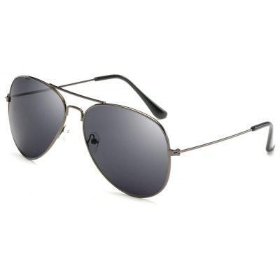 Buy Unisex Women Men Vintage Sunglasses Fashion Aviator Mirror Lens Glasses, BLACK, Apparel, Glasses, Stylish Sunglasses, Men's Sunglasses for $5.99 in GearBest store