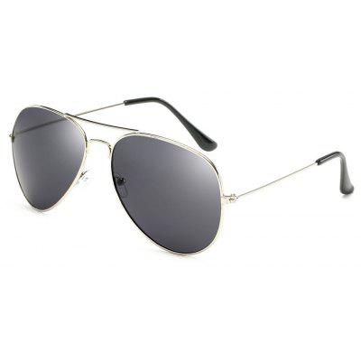 Buy Unisex Women Men Vintage Sunglasses Fashion Aviator Mirror Lens Glasses, NIGHT, Apparel, Glasses, Stylish Sunglasses, Men's Sunglasses for $5.99 in GearBest store