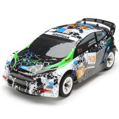 K989 1:28 2.4G 4WD Brushed RC Rally Car