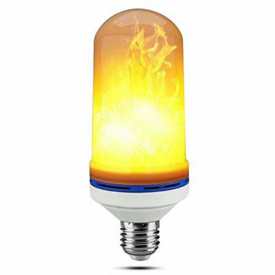 LED Simulation Flame Light Bulb