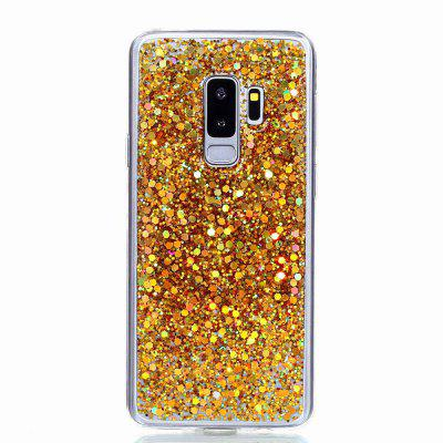 Flash Glitter Cases for Samsung Galaxy S9 Soft Shiny Cover Shell Phone