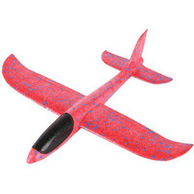 Throwing EPP Foam Airplane Model Outdoor Sports Interesting DIY Toy
