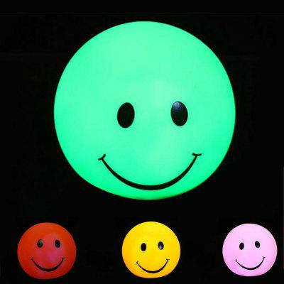 Novelty LED Smiley Face Night Light Creative Gifts Kids Birthday GiftNight Lights<br>Novelty LED Smiley Face Night Light Creative Gifts Kids Birthday Gift<br><br>Battery Quantity: 3<br>Color Temperature or Wavelength: 6000-6500<br>Connector Type: Battery<br>Features: Color-changing<br>Light Source Color: Red,Green,Yellow<br>Light Type: Batteries<br>Package Contents: 1 x Night Light<br>Package size (L x W x H): 10.00 x 10.00 x 10.00 cm / 3.94 x 3.94 x 3.94 inches<br>Package weight: 0.0450 kg<br>Power Source: Battery<br>Product size (L x W x H): 6.50 x 6.50 x 6.50 cm / 2.56 x 2.56 x 2.56 inches<br>Product weight: 0.0400 kg<br>Quantity: 1<br>Style: Cartoon<br>Wattage: 0-5W