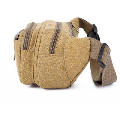 Fashion Wild Simple Canvas Outdoor Large Shoulder MenS Chest BagWaist Packs<br>Fashion Wild Simple Canvas Outdoor Large Shoulder MenS Chest Bag<br><br>Capacity: 10 - 20L<br>Features: Water Resistant<br>For: Casual, Exercise and Fitness, Mountaineering, Travel<br>Material: Cotton, Canvas<br>Package Contents: 1 x Pocket<br>Package size (L x W x H): 26.00 x 10.00 x 12.00 cm / 10.24 x 3.94 x 4.72 inches<br>Package weight: 0.4000 kg<br>Product size (L x W x H): 25.00 x 9.00 x 11.00 cm / 9.84 x 3.54 x 4.33 inches<br>Product weight: 0.3000 kg