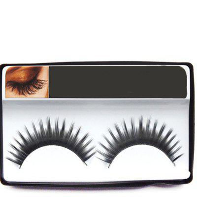 Handmade  Thick Makeup Beauty False Eyelashes