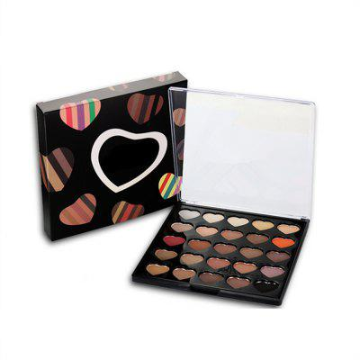 25 Color Glitter Waterproof Matte Palette Eye Shadow Makeup
